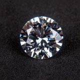 Factory wholesale forever brilliant round cut diamond loose gemstone