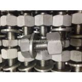 Alloy 601 Inconel 601 UNS N06601 2.4851 fasteners bolt nut washer gasket stud screw hardwares