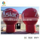 2015 fasion advertising balloon,hot air inflatable balloon for sale