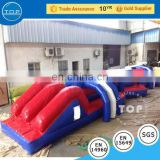 TOP service bouncer giant inflatable slide water play equipment for kids