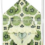 latest green african swiss voile lace 2013 women