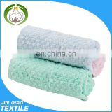 100% cotton jacquard high quality face cleaning towel