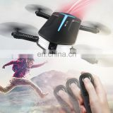 Dropshipping JJR/C H37 Mini Folding 360 Degree Flip 4-Channel WiFi Real-time FPV Radio G-Sensor Quadcopter with 720P Camera