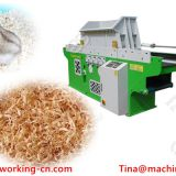 high speed and large capacity log shaving machine manufacturer in China