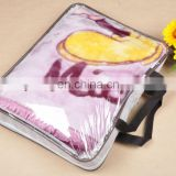 plastic pvc bag blanket
