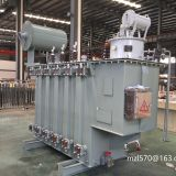 5500kva Oil immersed transformer (up to 136kv, 180MVA)