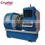 Diamond cutting alloy wheel repair machine, rim repair machine in Germany WRM26H