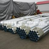Low price100mm galvanised steel pipe from china professional manufacturer