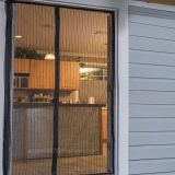 Fiberglass door screen netting