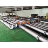 Fluoroplastic PTFE lined pipes