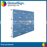 Shanghai GlobalSign cheap and advertising stand banner