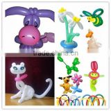 Kids balloons different weight colorful magic baloon