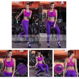 (OEM/ODM Factory) Brazilian Fitness Wear/ Ladies Fitness Clothing/ Sexy Women Gym Wear                                                                         Quality Choice