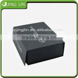 Personalized customise matte black gift box with magnetic lid                                                                         Quality Choice