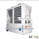 Meeting swim pool heat pump 100kw, commercial pool used heat pump for sale