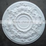 Guangzhou Factory Sale PU polyurethane foam interior decorative ceiling medallion ceiling roses