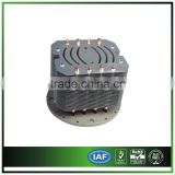 customized 200 Watts LED bulkhead lamp heat sink