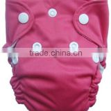 Protect The Umbilical Cord AIO Cloth Diaper For Newborn Baby Made in China