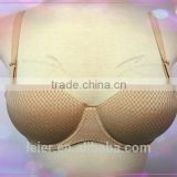 Fashion Laser Cut Bra, Molded Cups w/ Wire