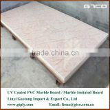 Wholesale Price Marble Texture interior decorative waterproof bathroom wall board