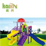 2015 Used Kindergarten Kids Outdoor Play Climbing Structures