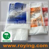 High density polyethylene dust cover dust sheet drop sheet roll