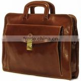 New Arrival used laptop singapore men briefcase Excellent carteras mujeres Custom Made Genuine laptop bag