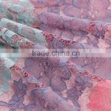 Alibaba most popular wholesale french lace fabric 2016 for wedding embroidered french tulle lace fabric