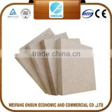 cheap 4x8 melamine laminated mdf board in brazil/mdf 15mm                                                                         Quality Choice