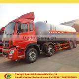 New coming dongfeng 8x4 35000 litres lpg bobtail truck