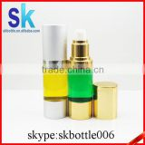 Personal Care Industrial Use and ABS Material Cosmetic Airless pump bottle 30ml                                                                                                         Supplier's Choice