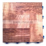 Interlocking PP PVC floor Wood Look Laminate PVC Plastic Flooring New design                                                                                                         Supplier's Choice