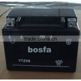 motorcycle 12v7ah sealed battery