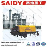 middle diesel 48m3/h concrete mixer and pump ,cement mixer pump /concrete pump with mixer