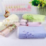 good quality cotton embroidery towel for home SB-811 812 813