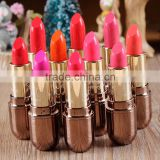 MAYCHEER Brand Lipstick Makeup Beauty For Women Pink Baby Lips Matt Balm Waterproof Batom Ladies Gift Cosmetic