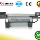 Docan Digital flex Banner Printing Machine Price/UV Flatbed Printer                                                                         Quality Choice