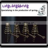 factory price toy aa battery spring