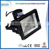 30W floodlight with sensor projector led lighting stadium led flood light                                                                         Quality Choice