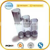 airless tubes cosmetic mini bottle in travel or small sample                                                                         Quality Choice
