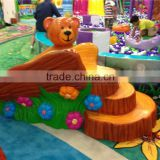 Cheer Amusement Soft Sculpted Foam Play Indoor Playground Equipment