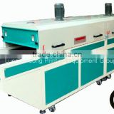 China Dongguan IR Baking Oven for Solvent Ink SD-5000 IR Curing Machine Long Hot Dealing