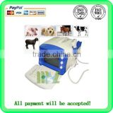(MSLVU07) Special price!!! portable anminal handheld ultrasound scanner for Veterinary ultrasound machine CE Proved
