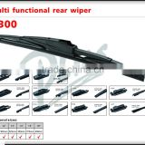 Japanese Car Accessories wycieraczka ostrze J-HOOK Arm Rear wiper blade                                                                                                         Supplier's Choice