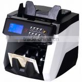 USD professional mixed value money counter and banknote counter machine bill value counter of usd