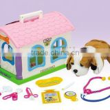 Scenarios Health Care Grooming Pet Toy Set