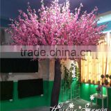 2016 new product artificial cherry blossom tree flower decoration for table centerpieces wedding decor