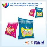 Chinese sweet candy packaging bag/lollipop candy packaging/sweets and candy packaging