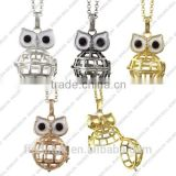 FN3230 Wholesale Musical Bell ball charm necklace with high quality