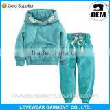 China manufacturers kids clothes sport wear custom child sweatshirt children fleece hoodies